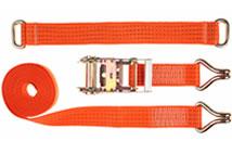 Securing straps